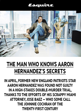 The Man Who Knows Aaron Hernandez's Secret